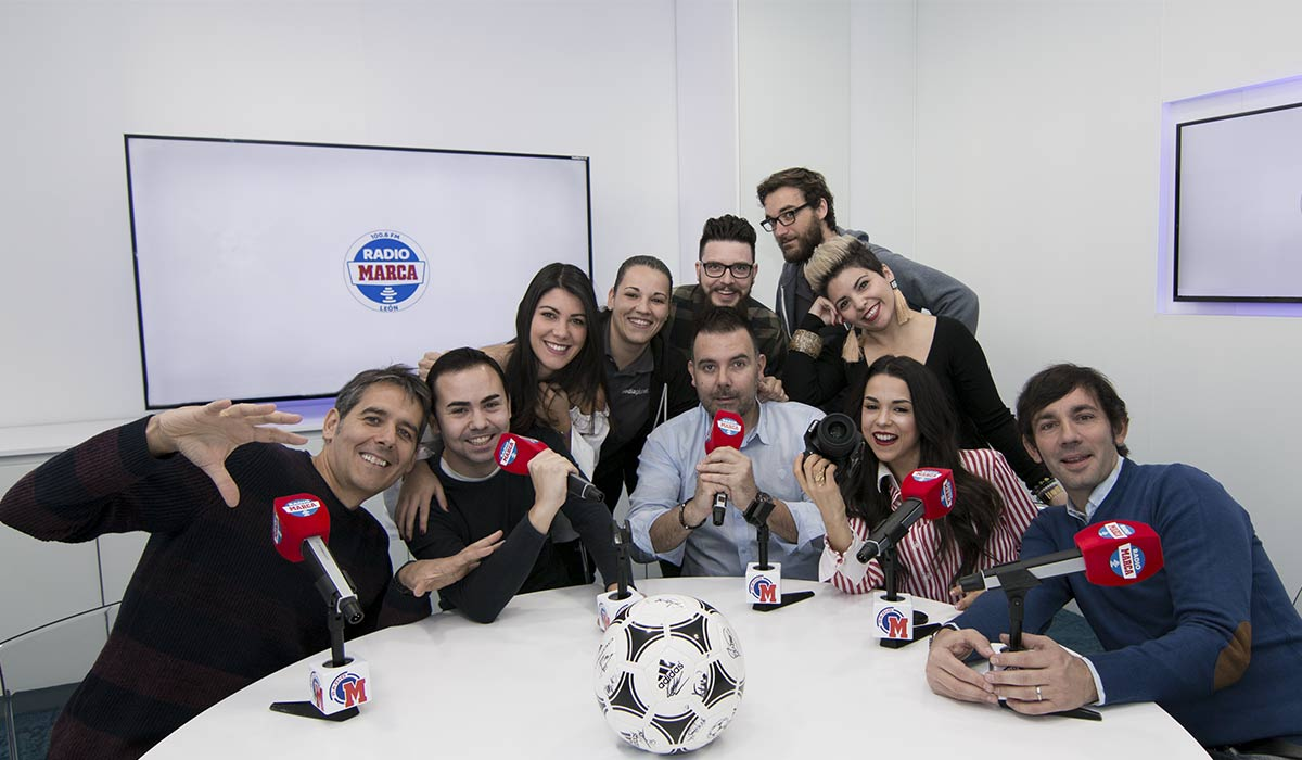 La radio del deporte